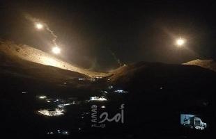 وسائل إعلام لبنانية: سماع دوي عدة انفجارات داخل مزارع شبعا - فيديو
