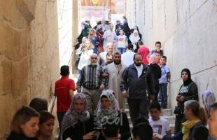 قوات الاحتلال  الإسرائيلي تقرر اغلاق المسجد الابراهيمي