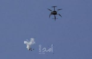 """جيش الاحتلال: إسقاط طائرة مسيرة تابعة لـ""""حزب الله"""" عند الحدود مع لبنان"""