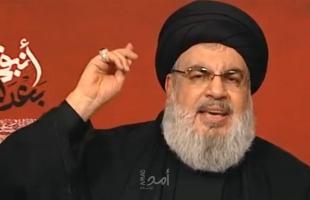 نصرالله: خطة ترامب لإنهاء القضية الفلسطينية وتطال لبنان عبر التوطين ومسألة ترسيم الحدود