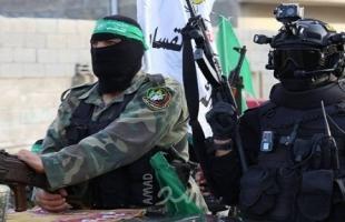 مناورة مفاجئة لقوات حماس الأمنية شمال قطاع غزة