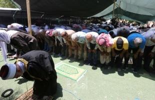 """أوقاف رام الله تعلن إقامة """"خطبة الجمعة"""" في الساحات العامة"""