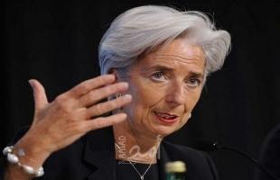 لاغارد: التوترات التجارية هى أكبر تهديد للاقتصاد العالمي