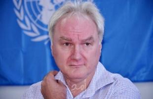 """غزة.. اللجنة المشتركة للاجئين تسلم """" شمالي"""" مذكرة نذير خطر تطالب بتلبية حقوق اللاجئين"""