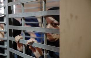 36 أسيرة فلسطينية في السجون الإسرائيلية