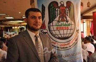 """غزة أجهزة حماس الأمنية تقرر الإفراج عن الصحفي """"هاني الأغا"""" خلال ساعات"""