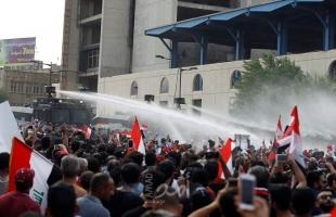تطورات دامية لليوم الثاني .. العراق يشهد أوسع حركة احتجاجية  على تردي الأوضاع المعيشية