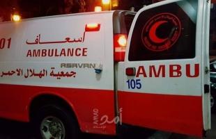 غزة: إصابة شاب بعيار ناري بالصدر إثر عبثه بالسلاح