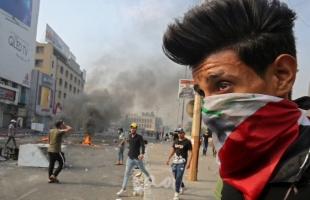 محدث - مقتل 19 مواطناً خلال تجدد الاشتباكات رغم حظر تجول...والاحتجاجات تتواصل في جنوب العراق