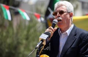 """محيسن: احتفالات انطلاقة """"فتح"""" ستقتصر على إضاءة الشعلة في كل إقليم بالضفة وغزة"""