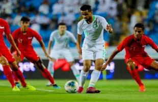 جوازات لاعبى السعودية بلا ختم إسرائيلى قبل مواجهة فلسطين