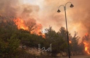بيروت: وفاة مواطن لبناني إثر إستمرار الحرائق