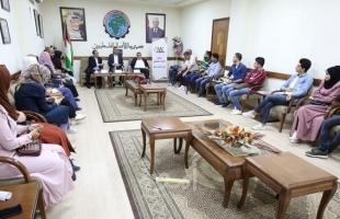 غزة: مركز الإعلام المجتمعي ينفذ جلسة حوار واستماع مع ممثلين عن القطاع الخاص