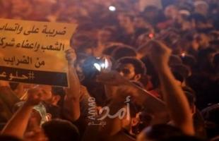 """بعد اندلاع ثورة """"الواتس آب""""..منظمة عربية تتهم الحكومة اللبنانية بـ""""إهدار اموال الشعب"""""""