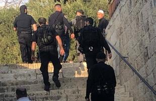 القدس: جيش الاحتلال يعتقل اثنين من حراس مقبرة باب الرحمة