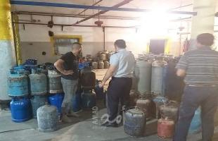 أهالي الوسطى يشتكون من نقص الغاز في بعض المحطات ويطالبون  بالتوضيح