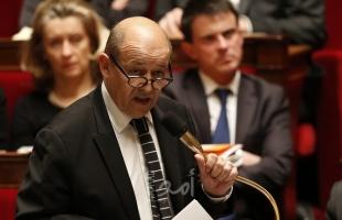وزير الخارجية الفرنسي لودريان: انهيار لبنان يشبه غرق تيتانيك لكن بدون الموسيقى