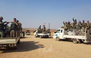 صحيفة: الجيش السوري يواصل تقدمه في إدلب وعينه على باب الهوى