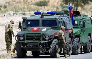 القوات الروسية تتمركز في موقع كان يسيطر عليه الجيش الأمريكي في سوريا