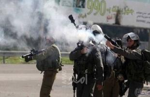 قوات الاحتلال تقتحم مخيم العروب شمال الخليل