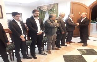 الديمقراطية تقيم مجلس عزاء في دمشق برحيل سعد شقيق قيس عبد الكريم