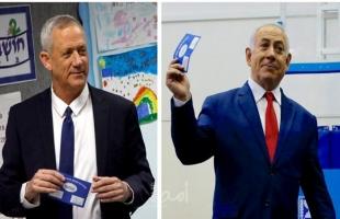 نتنياهو وغانتس يختتمان الحملات الانتخابية عشية الاقتراع الثالث