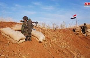 سانا: اشتباكات عنيفة بين الجيش السوري والقوات التركية في رأس العين
