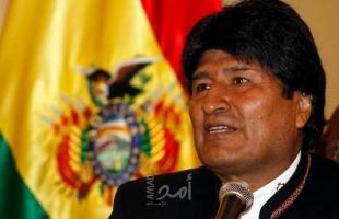 موراليس: حكومة بوليفيا استدعت الجيش الإسرائيلي لحمايتها ومحاربة اليسار