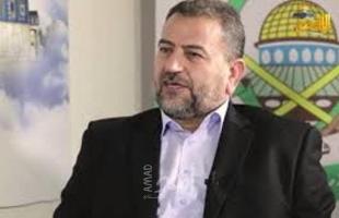 القيادي في حماس العاروري: نشق مسارًا لأن يختار شعبنا من يحكمه ومن يقرر مصيره