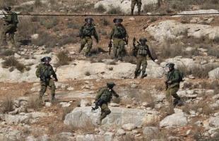 """(15) إصابة برصاص جيش الاحتلال """"المطاطي"""" خلال مواجهات شرق قلقيلية"""