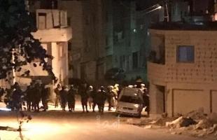 قوات الاحتلال تطلق النار على شاب قرب مدخل بلدة سلواد شرق رام الله