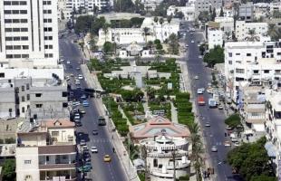 بسبب مسيرة لحماس..مرور غزة: إغلاق شارع عمر المختار  بشكل كامل