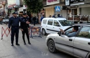 مرور غزة: إغلاق كلي لشارع الـ20 في مخيم النصيرات وسط القطاع