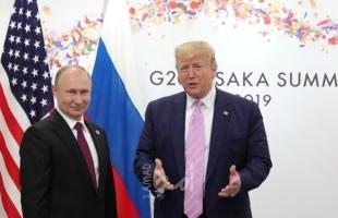 بوتين: اتهامات مجلس النواب الأمريكي لترامب مختلقة