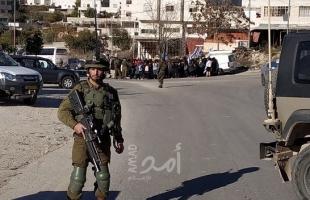 جيش الاحتلال يكشف عن عمليات تمشيط أجريت في الضفة الغربية خلال (45) يوماً
