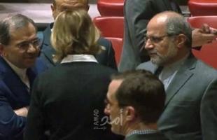 حديث نادر بين سفيرة أمريكا بالأمم المتحدة ومبعوث إيران