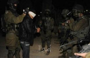 قوات الاحتلال تشن حملة مداهمات واعتقالات في مدن الضفة