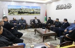 غزة: النيابة العامة والأمن الخاص يؤكدان على تعزيز بيئة اتصال مشتركة