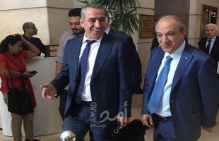 """قيادي فتحاوي يكشف فحوى رسالة من جبريل الرجوب ضد """"تحالف الشيخ -فرج""""!"""