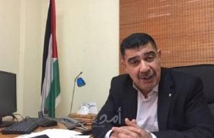 """غزة: الزق يستقبل ممثلين عن حراك """"لم الشمل حقي"""""""