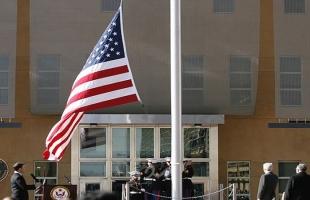 استهداف السفارة الأمريكية بالعراق بصاروخ وإطلاق صافرات الإنذار