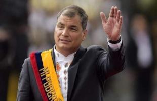 """رئيس الاكوادور """"كوريا """" أمام المحكمة العليا بتهم فساد .. والاخير يرد""""تهريج"""""""