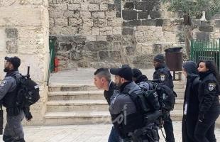 قوات الاحتلال تعتقل شابًا من مخيم عقبة جبر جنوب أريحا