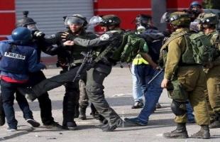 مدى: 31 اعتداء ضد الحريات الإعلامية في فلسطين خلال شهر أغسطس