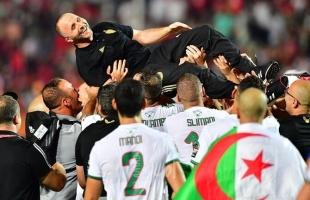 مدرب المنتخب الجزائري: هدفنا إحراز كأس العالم في قطر 2022