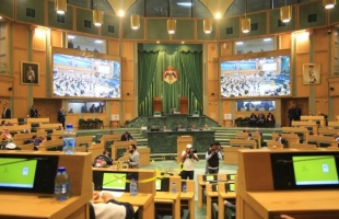 """النواب الأردني يصوت بالاغلبية على مقترح قانون يحظر """"استيراد الغاز"""" من إسرائيل"""