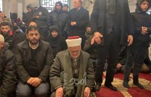 سلطات الاحتلال تقرر إبعاد الشيخ عكرمة صبري عن القدس 4 شهور