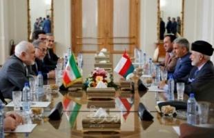 وزير الخارجية العماني يزور طهران للمرة الثانية خلال أسبوع