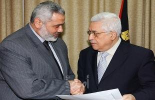 النونو: هنية تلقى رسالة خطية من عباس مرحباً برسالته