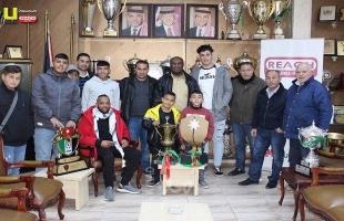"""""""شباب الجلزون الاجتماعي"""" يختتم جولة للأيتام في عمّان"""